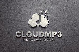 Cloud Mp3 Logo