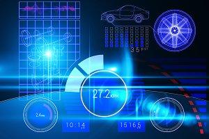 Technology car interface