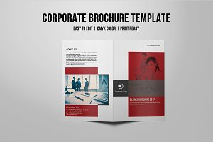 InDesign Corporate Brochure-V734