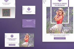 Print Pack | Choose a Dress