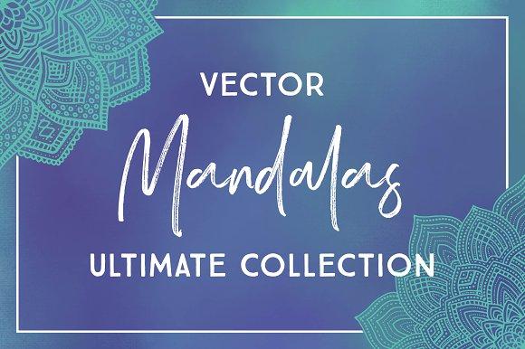 Ultimate Rachilli Vector Mandalas