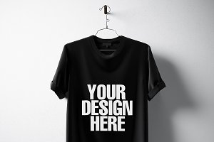 Blank t-shirt 2.0
