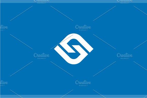 Synergon Letter S Logo