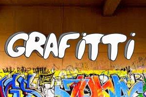 Grafitti Font