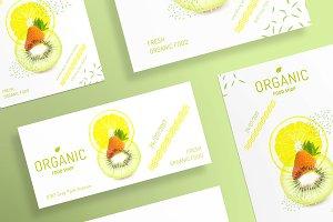 Flyers | Organic Food