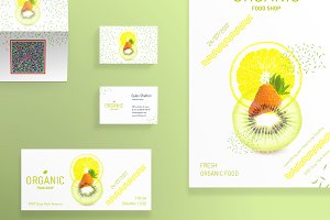 Print Pack | Organic Food