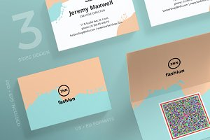 Business Cards | Fashion Collection