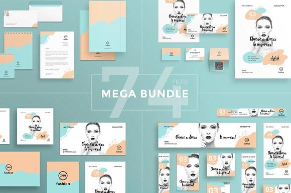 Mega Bundle Fashion Collection