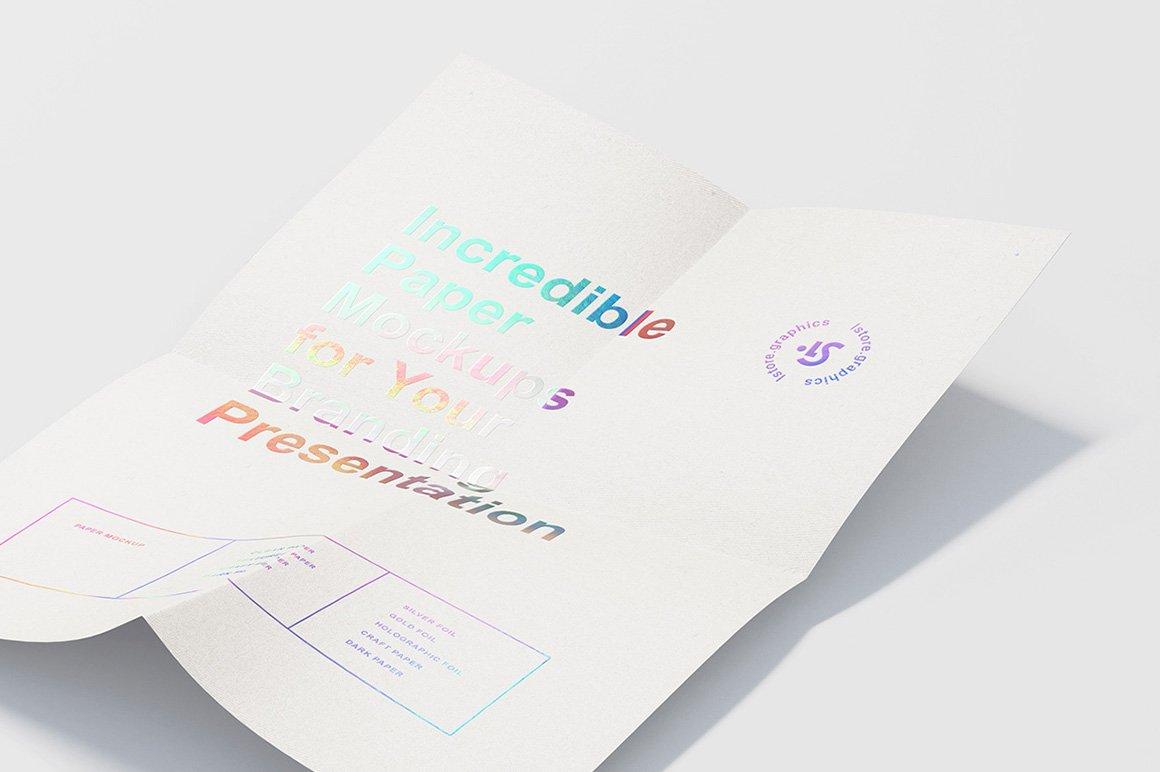 Branding mockup bundle paper graphic branding mockup bundle paper product mockups 10 reheart Images