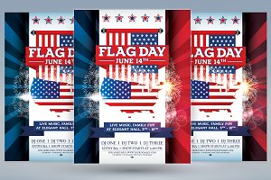 Flag Day Flyer
