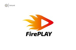 Fire Play Logo