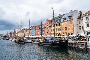 Harbor and Waterfront Copenhagen