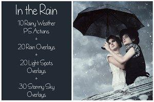 Rain Bundle - Actions&Overlays