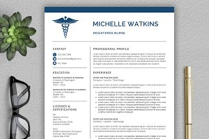 Medical Resume | Nurse CV