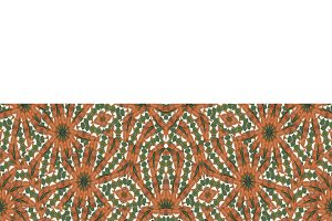 Colorful Ethnic Geometric Seamless Pattern