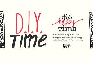 D.I.Y. Time - 50% off