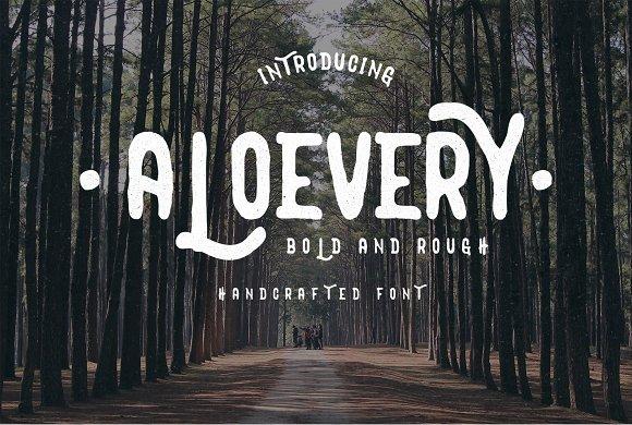 Aloevery Bold