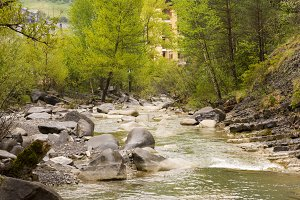 Around the village of Broto