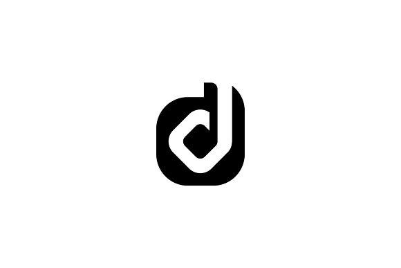 Letter D Logo Template Logo Templates Creative Market