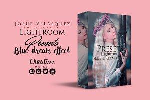 Blue Dream Effect - Lightroom Preset