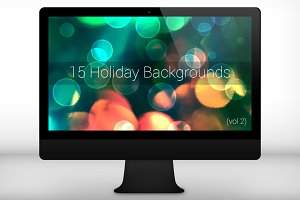 15 Holiday Backgrounds (vol 2)
