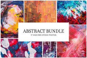 Abstract Art Stock Bundle