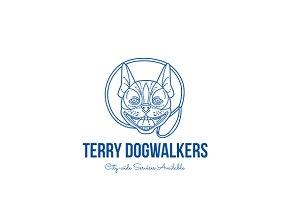 Terry Dogwalkers Logo