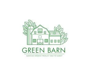 Green Barn Logo