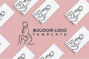 Boudoir Logo Template