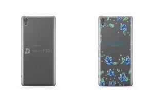 Sony Xperia XA Ultra-PC Clear Case