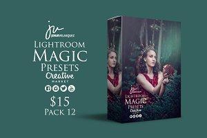 Lightroom - Magic Presets