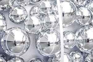 Christmas Silver balls