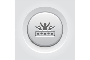 Client Satisfaction Icon
