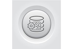 Data Processing Icon