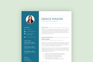 Professional Resume Template 09