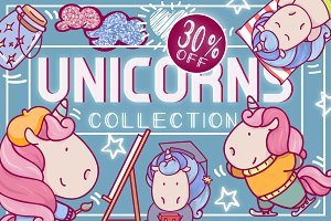 UNICORNS COLLECTION VOL.2