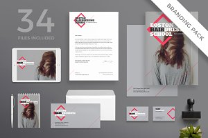 Branding Pack | Hairdressing