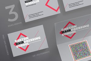 Business Cards | Hairdressing