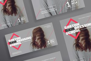 Flyers | Hairdressing