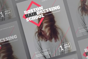 Posters | Hairdressing