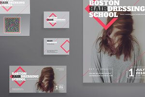 Print Pack | Hairdressing
