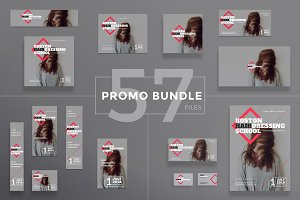Promo Bundle | Hairdressing