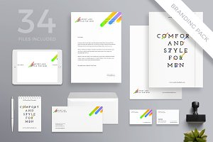Branding Pack | Style For Men
