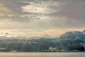 Winter / Lake / Austria