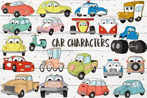 Car Characters