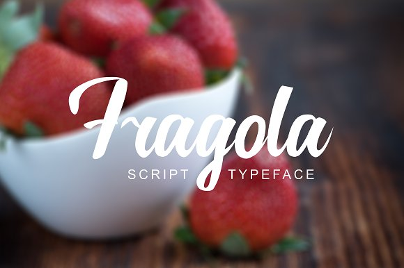 Fragola Script