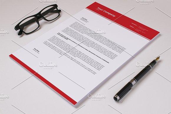 Business Letterhead-V14