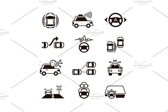 Futuristic Icons » Polarview.net