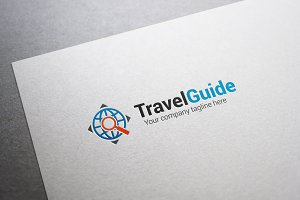 Travel Guide Logo