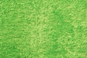 green towel fabric texture